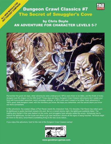 Dungeon Crawl Classics #7 by Chris Doyle
