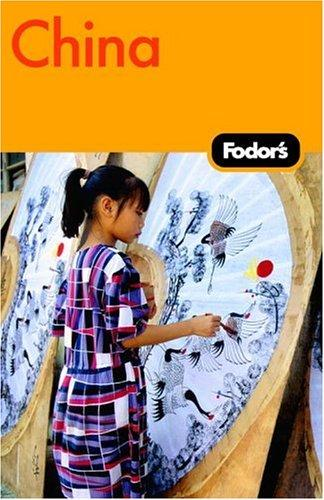 Fodor's China by Fodor's