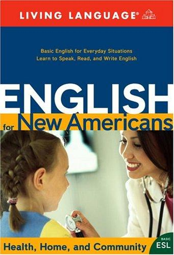 English for new Americans.