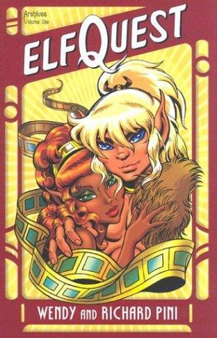 ElfQuest archives by Wendy Pini