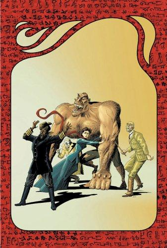 League of Extraordinary Gentleman, The by Alan Moore