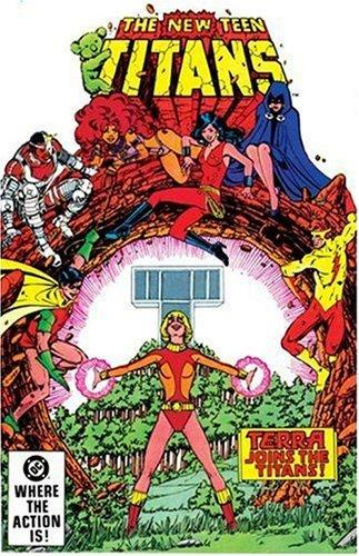 New Teen Titans, The by Marv Wolfman