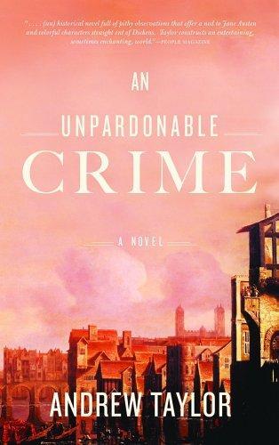 An Unpardonable Crime: A Novel