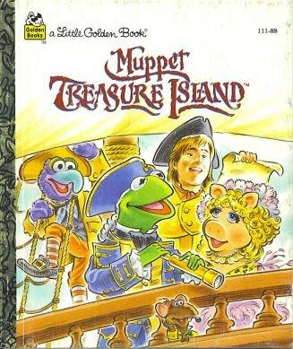Muppet Treasure Island by Ellen Weiss