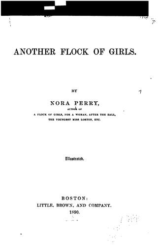 Another Flock of Girls by Nora Perry