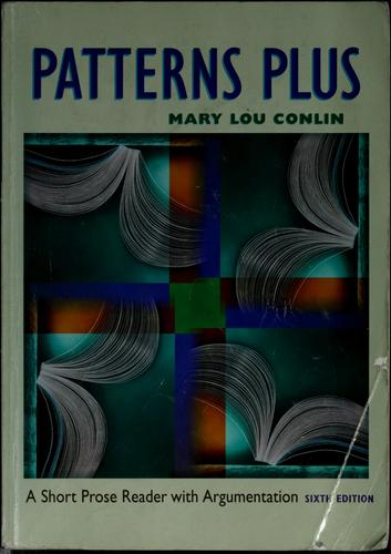 Patterns plus by Mary Lou Conlin