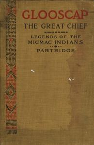 Glooscap the great chief, and other stories by Emelyn Newcomb Partridge