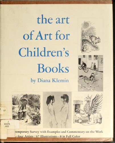The art of art for children's books