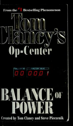 Balance of power by Tom Clancy