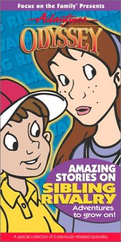 Adventures In Odyssey Amazing Stories Series