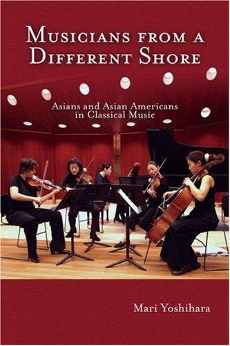 Musicians from a Different Shore by Mari Yoshihara
