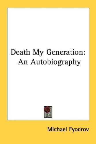 Death My Generation