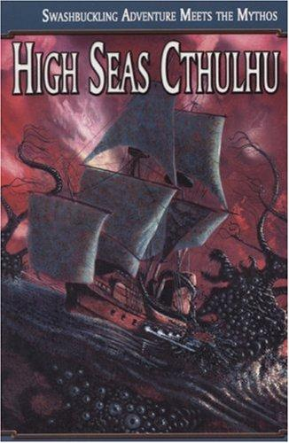 High Seas Cthulhu by William Jones