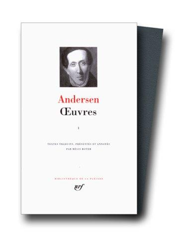 Euvres by Hans Christian Andersen