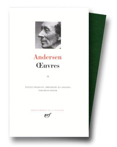 Œuvres by Hans Christian Andersen