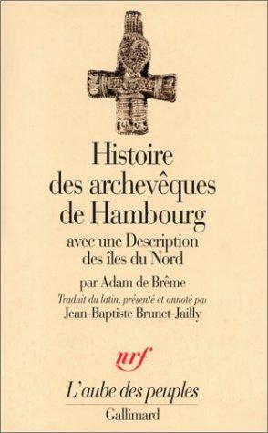 Histoire des archevêques de Hambourg
