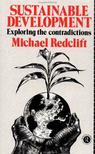 Sustainable development by M. R. Redclift