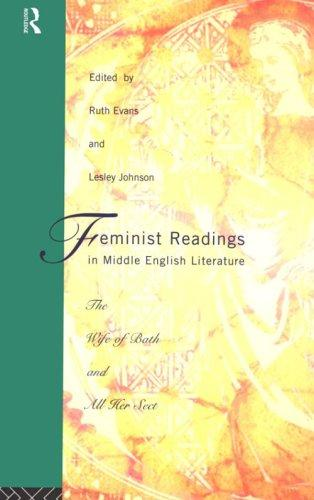 Feminist Readings in Middle English Literature by Ruth Evans