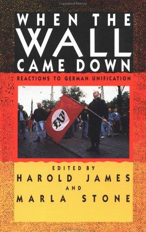 When the Wall Came Down by Harold James