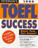 Peterson's 1999 Toefl Success by Petersons