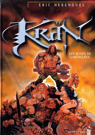Krän, tome 1  by Eric Herenguel