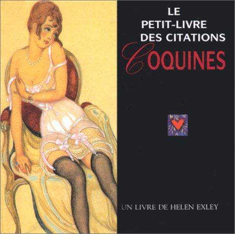 Le petit-livre des citations coquines by Helen Exley