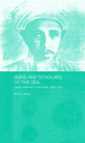 Sufis and scholars of the sea by Anne K. Bang