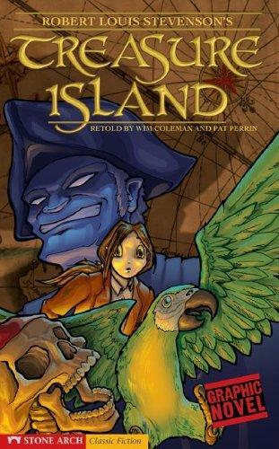 Treasure Island (Graphic Revolve (Graphic Novels))