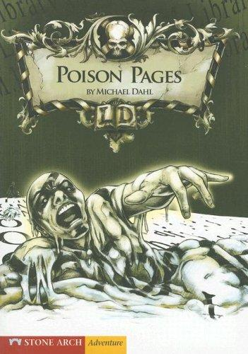 Poison Pages (Zone Books - Library of Doom) by Michael Dahl