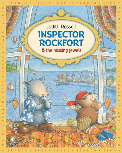 Inspector Rockfort & the Missing Jewels by Judith Rossell