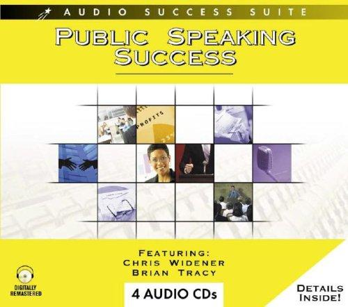 Public Speaking Success by Brian Tracy