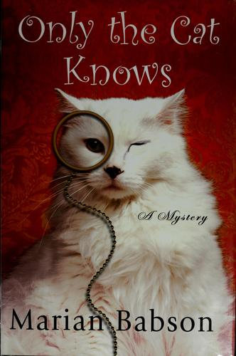 Only the cat knows by Jean Little