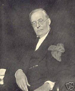 Photo of M. R. James