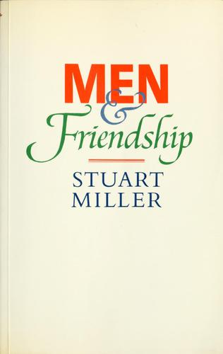Men and friendship