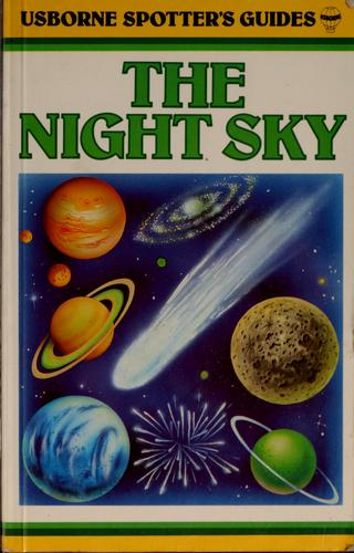 Spotter's guide to the night sky by Nigel Henbest