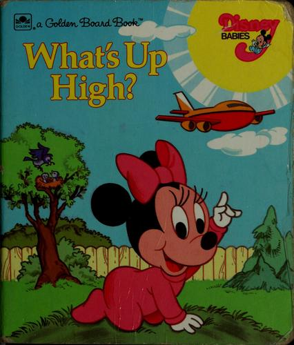 What's up high? by Darrell Baker