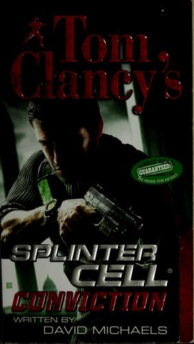 Tom Clancy's splinter cell by Tom Clancy