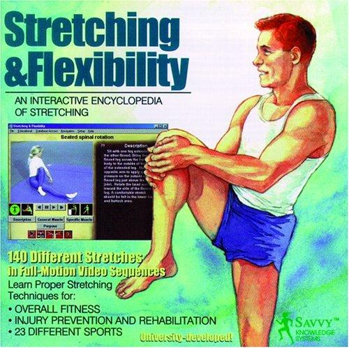 Stretching and Flexibility by Human Kinetics