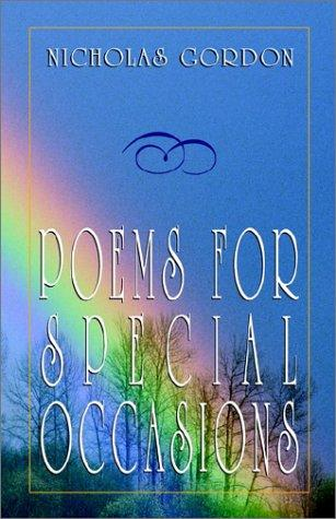 Poems for Special Occasions