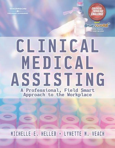 Clinical medical assisting by