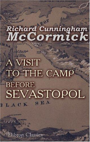 A Visit to the Camp before Sevastopol by Richard Cunningham McCormick