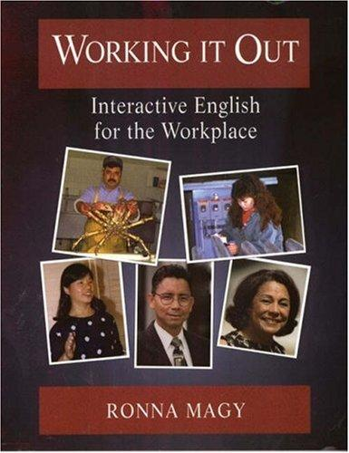 Working it Out by Ronna Magy
