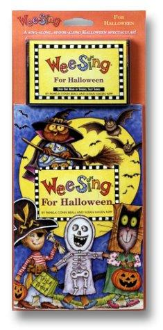 Wee Sing for Halloween book and cassette by Susan Hagen Nipp