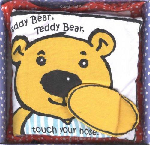 Teddy Bear, Teddy Bear, Touch Your Nose by Unauthored