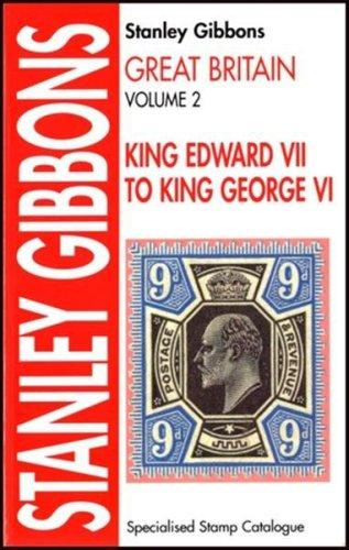 Great Britain Specialised Stamp Catalogue