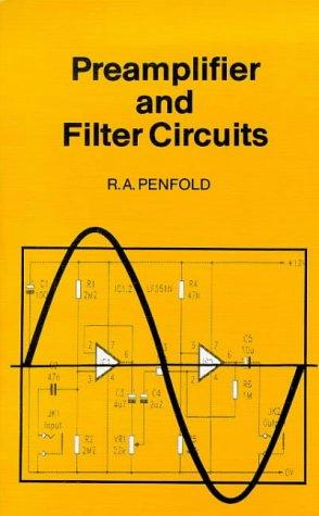 Preamplifier and Filter Circuits (BP309) by Model Railway Projects