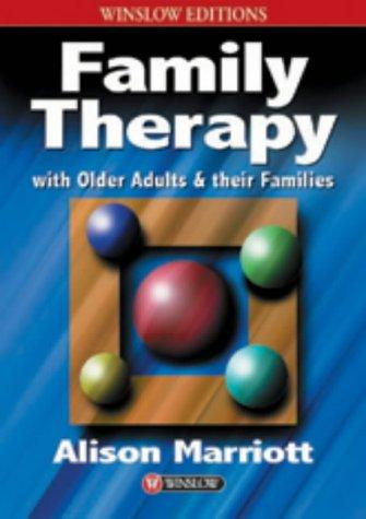Family Therapy (Speechmark Editions) by Alison Marriott