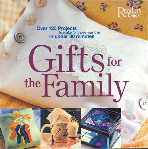 Gifts for the Family by Reader's Digest
