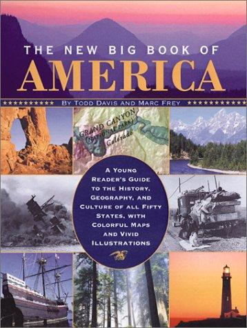 The new big book of America by Todd Davis