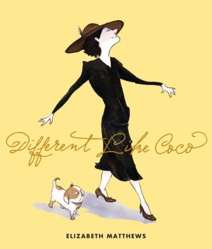 Different Like Coco by Elizabeth Matthews